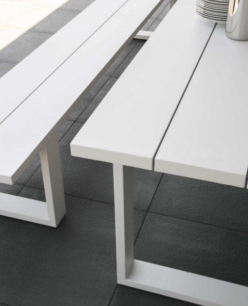 Essence Table Inox 220 x 92 5