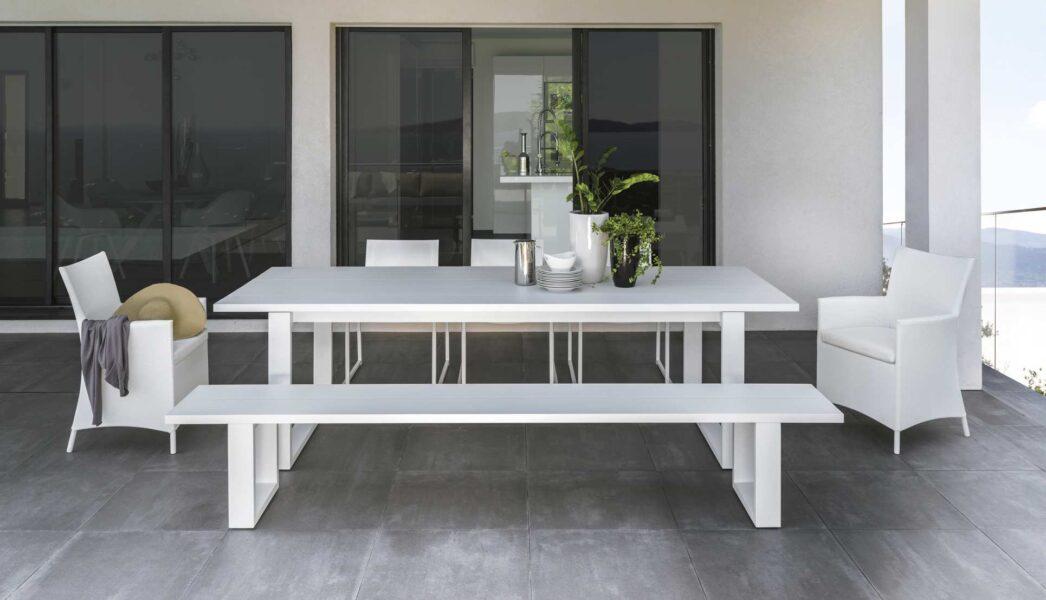 Essence Table Inox 220 x 92 4