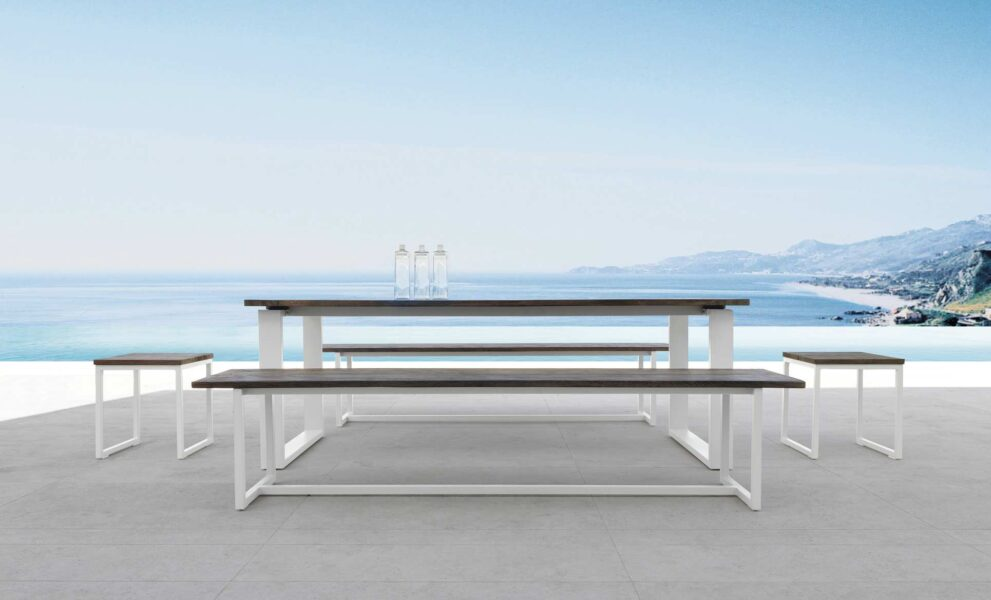Essence Table Inox 220 x 92 3