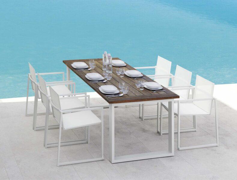 Essence Table Inox 220 x 92 2