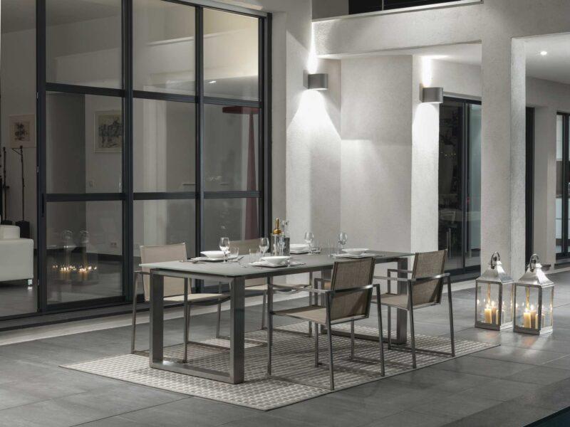 Essence Table Inox 220 x 92 0