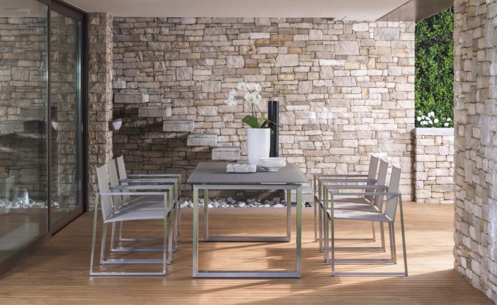 Essence Table Inox 220 x 92 1