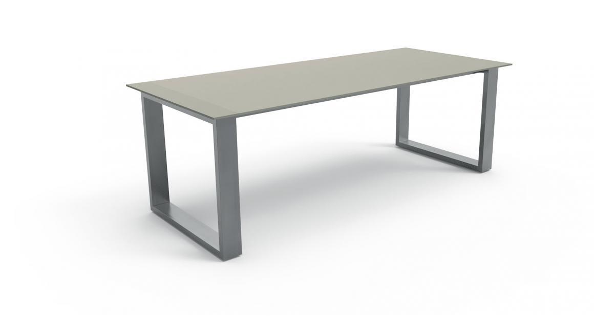 Essence Table Inox 220 x 92
