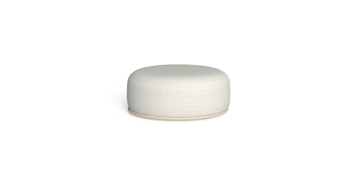 Scacco Pouf rond